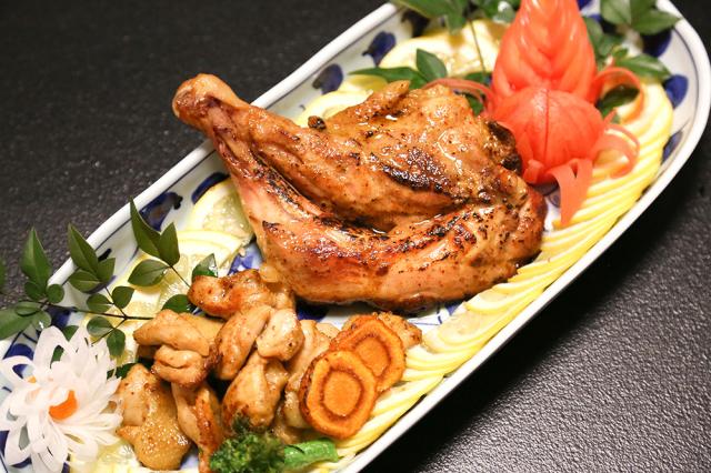 【香川県|チキン】骨付鶏×2とええとこどり×1 セット【産地直送・同梱不可】