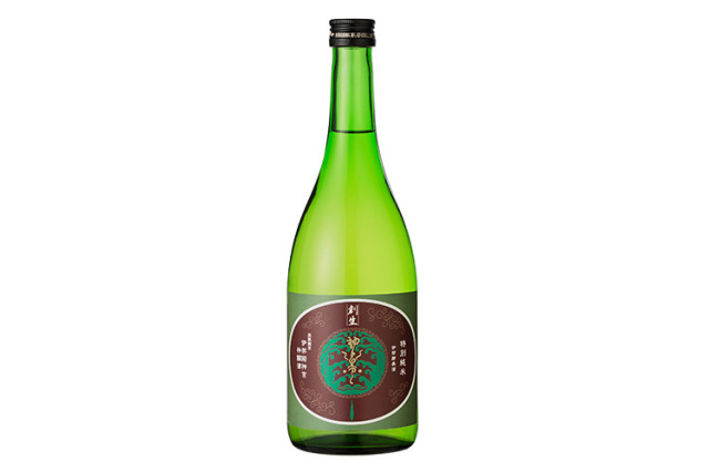 伊弉諾神宮 神饌酒「特別純米 伊邪那美酒 創生神楽」【限定50本】
