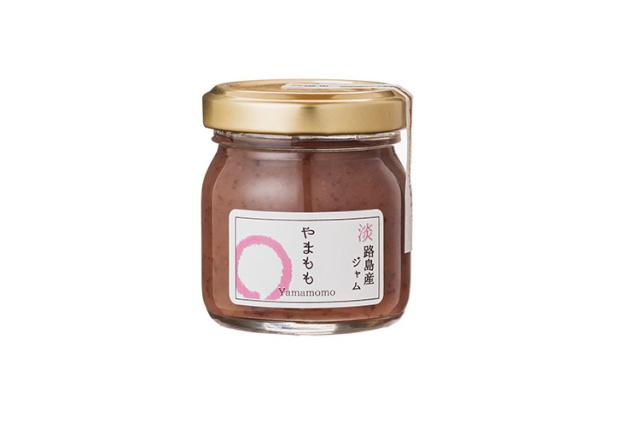 淡路島産 やまももジャム(香料、着色料、増粘剤不使用)