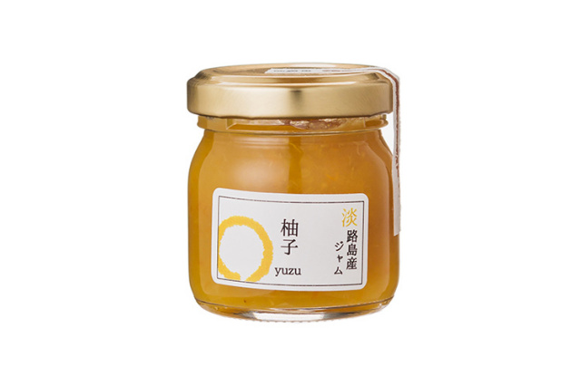 淡路島産 ゆずジャム(香料、着色料、増粘剤不使用)