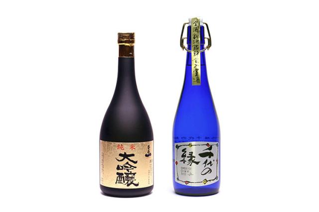 【ギフト】「日本酒には目がない」あの方へ千年一酒造の大吟醸「千代の縁」と「純米大吟醸」