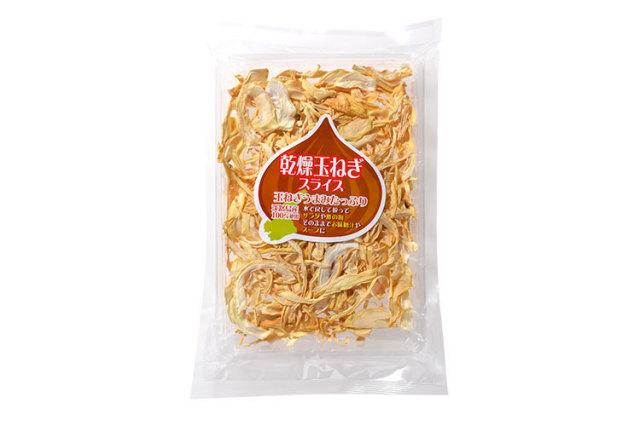 乾燥玉ねぎスライス(淡路島産玉ねぎ使用)