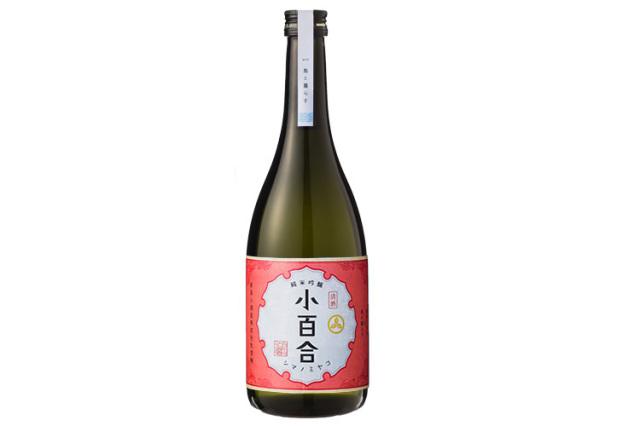 【敬老の日ギフト】【名入れ日本酒】純米吟醸シマノミヤコ(お名前入り)720ml