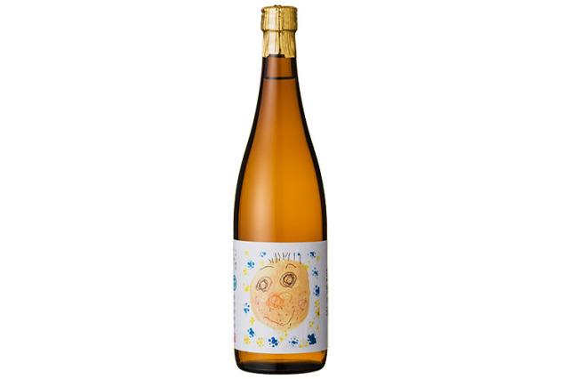 【デザインできる日本酒】特別純米酒 センノサカズキ(イラスト入り)720ml