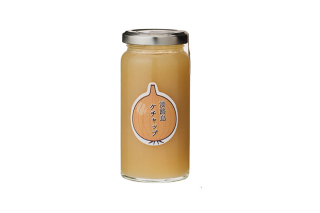 淡路島産 玉ねぎケチャップ(保存料、合成着色料不使用)