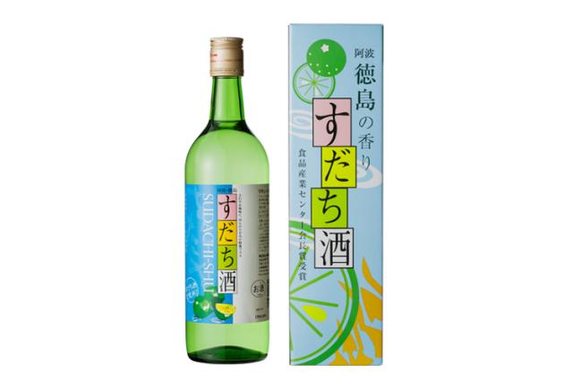 徳島県産「すだち酒」720ml