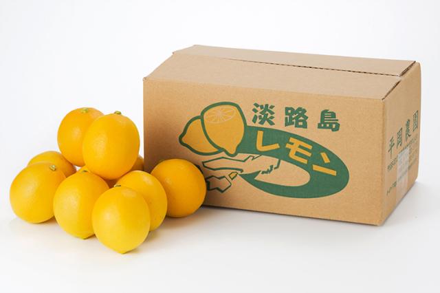 【ワックス・防腐剤不使用】レモンとみかんの自然交配種 マイヤーレモン 1kg【11月頃~】