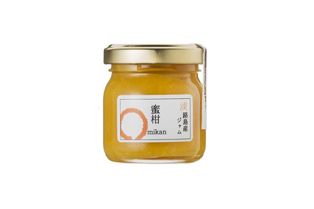淡路島産 蜜柑ジャム(香料、着色料、増粘剤不使用)