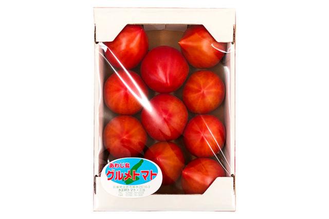 【通販】トマト|トマトの潜在能力を引き出した三谷さんのグルメトマト(ルネッサンス)