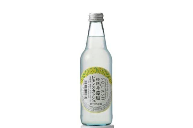 淡路島 藻塩レモンスカッシュ