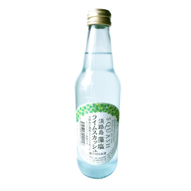淡路島 藻塩ライムスカッシュ
