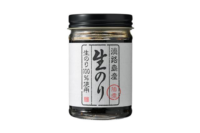 淡路島産生のり【生のり100%使用】 (瓶)