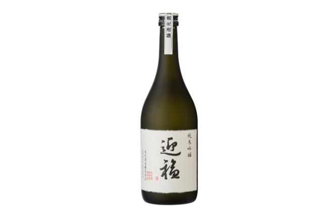 【本庄酒造】純米吟醸 迎福(げいふく) 720ml