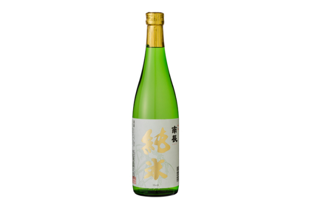 【本庄酒造】南長 純米酒 720ml