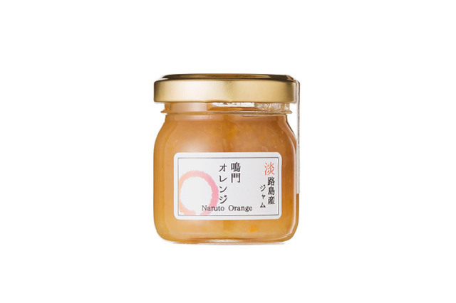 淡路島産 鳴門オレンジジャム(香料、着色料、増粘剤不使用)