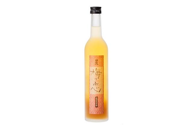 日本酒仕込みの梅酒「梅の恋 にごり梅」500ml