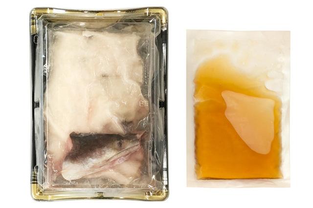 【通販|お中元|ハモ】淡路島産 ハモすきセット2人前(冷凍)