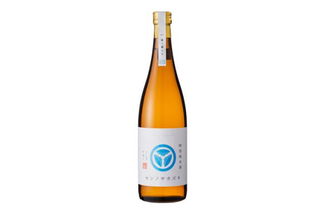 【千年一酒造・島と暮らす】特別純米酒 センノサカズキ(720ml)