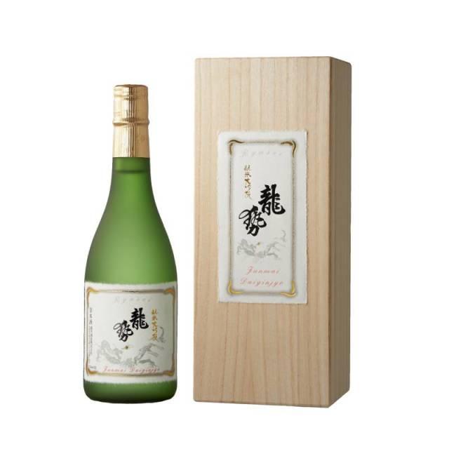 龍勢 「別格品」 生純米大吟醸 720ml