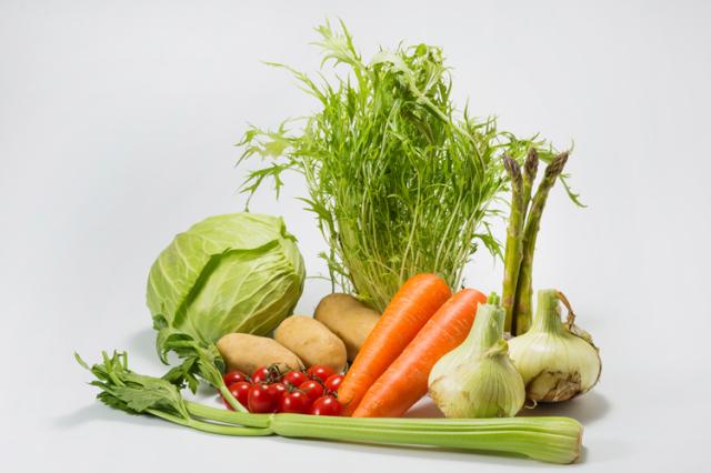 淡路島の市場からその日届いた「春の野菜」【たっぷりセット】※淡路島産玉ねぎ入り