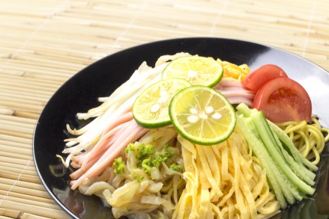 徳島すだち冷麺(半生麺・2人前)