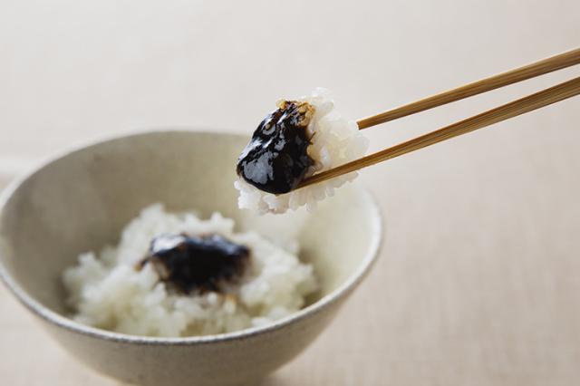 【食品添加物不使用】三重県 伊勢産『あおさのり』を再仕込み丸大豆醤油『鶴醤』で炊き上げた海苔佃煮