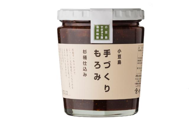 小豆島 手づくりもろみ 杉桶仕込み【化学調味料不使用】 350g