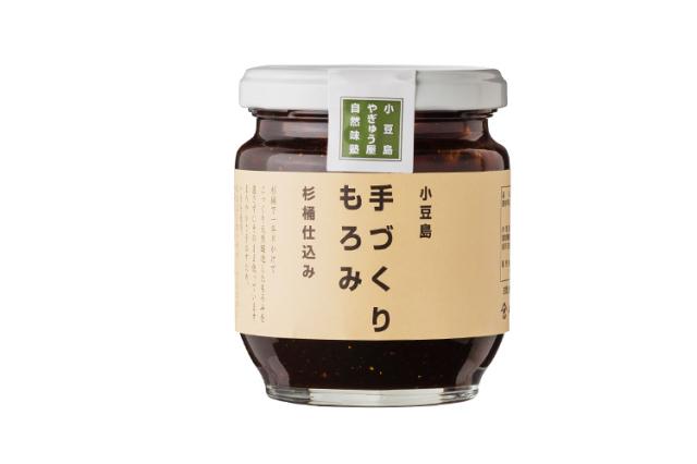 小豆島 手づくりもろみ 杉桶仕込み【化学調味料不使用】 200g