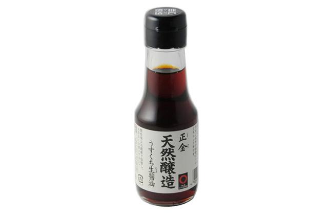 【正金醤油】天然醸造うすくち生醤油【香川県/小豆島】