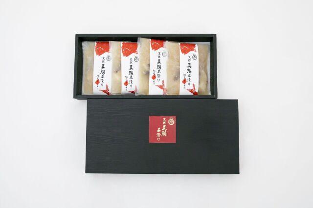 【岡山県│せとのわシリーズ】天然真鯛茶漬け(4個セット)【産地直送・同梱不可】