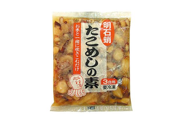 【ポイント特別還元対象商品】明石たこ たこめしの素(3合用)