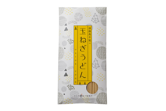淡路島手延べ 玉ねぎうどん【淡路島産玉ねぎを使用】