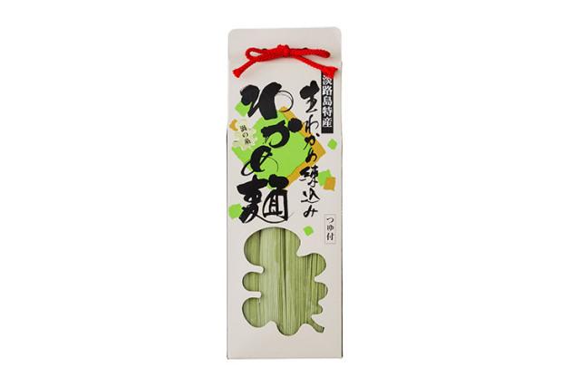 【井上商店】わかめ麺 渦の糸