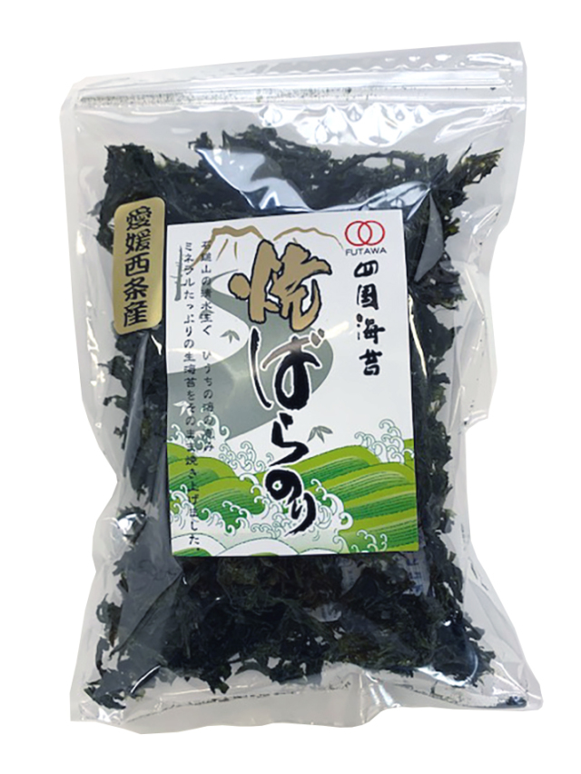 【食べて応援!】愛媛県 焼きばら海苔【産地直送|同梱不可】