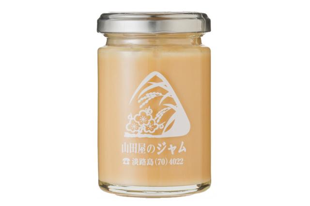 【食品添加物無添加】淡路島牛乳で作った山田屋の『ミルクジャム』【通販初登場】