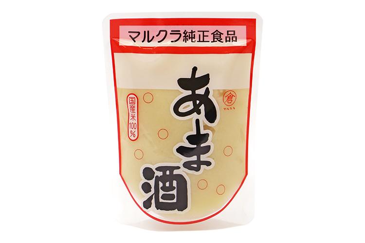 【岡山県マルクラ純正食品】国産 白米あま酒