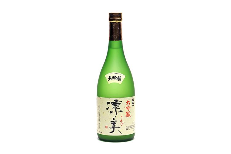 【都美人酒造】大吟醸 凛美(720ml)