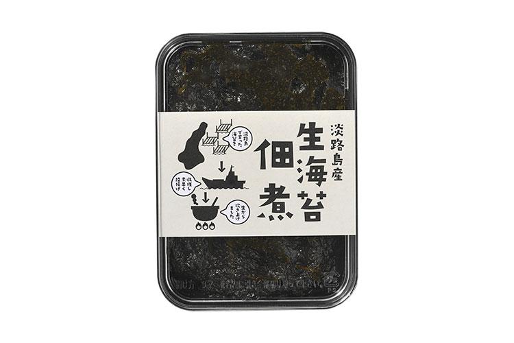 生炊き 淡路島産生のり佃煮(冷蔵)
