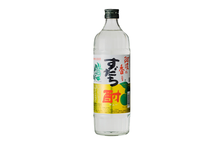 徳島県産「すだち酎」720ml