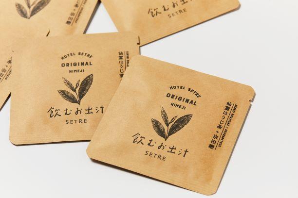【兵庫県】ほうじ茶×宗田鰹 飲むお出汁 10袋セット
