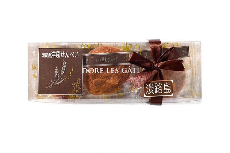 【たかたのケーキ】 洋風せんべい