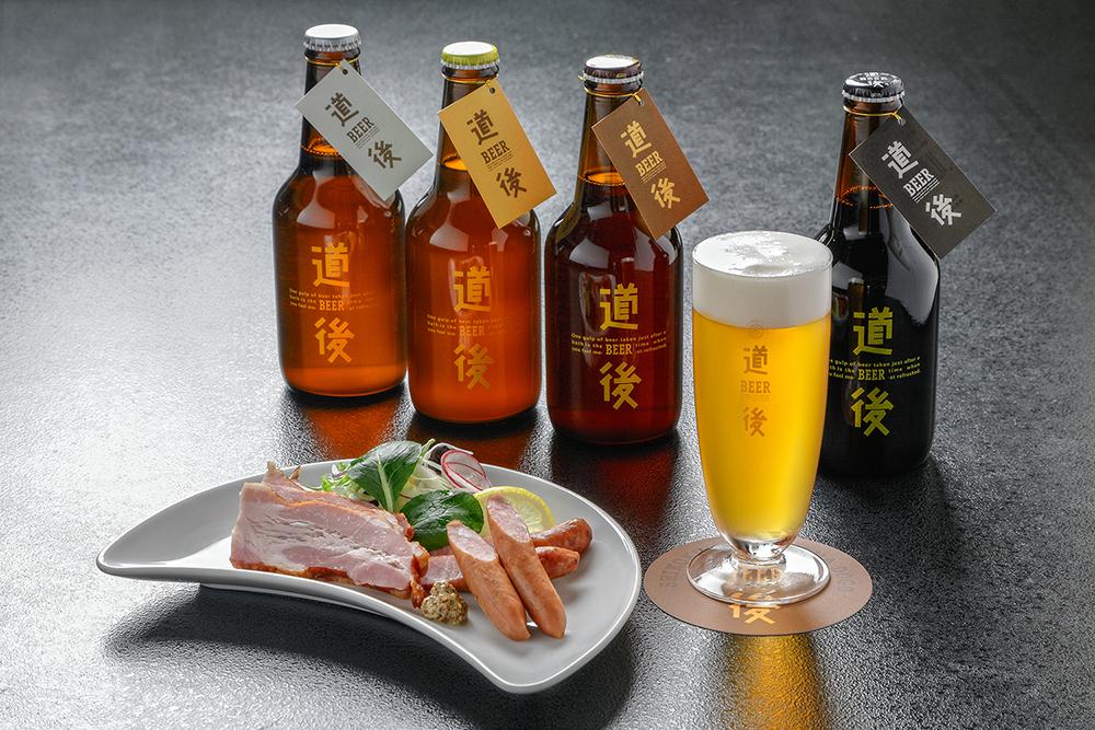 【愛媛県|地ビール】道後ビール・城川ウィンナーセット 【産地直送・同梱不可】