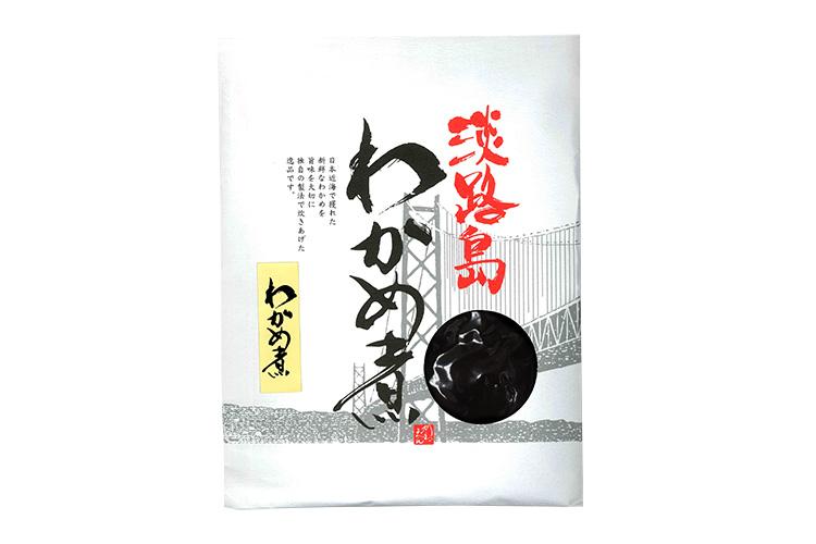 【通販|新物】淡路島わかめ煮 紙袋入り