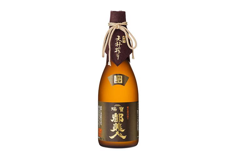 【都美人酒造】大吟醸 瑞寶(ずいほう)(720ml)