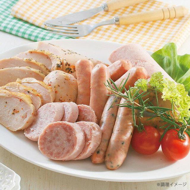 島原工房- 「豚ミックスセット-5品入り(雲仙しまばら豚)調理イメージ