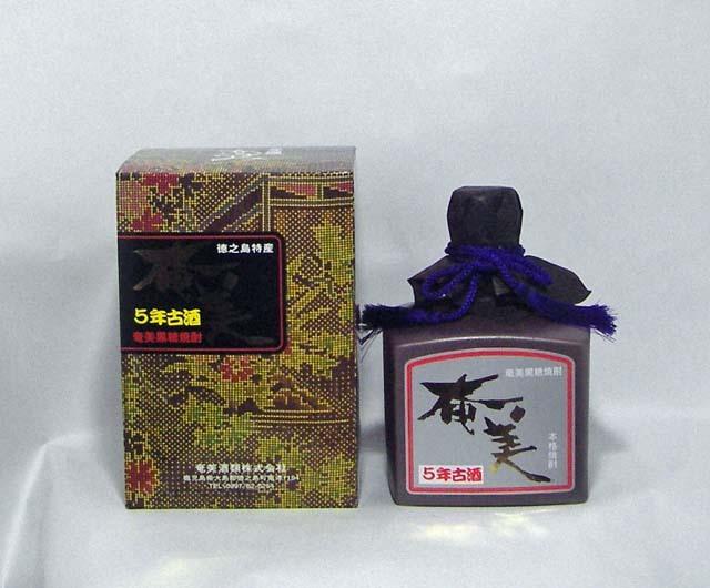 奄美5年古酒 40度720ml