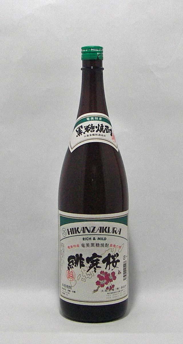 緋寒桜 30度 1800ml
