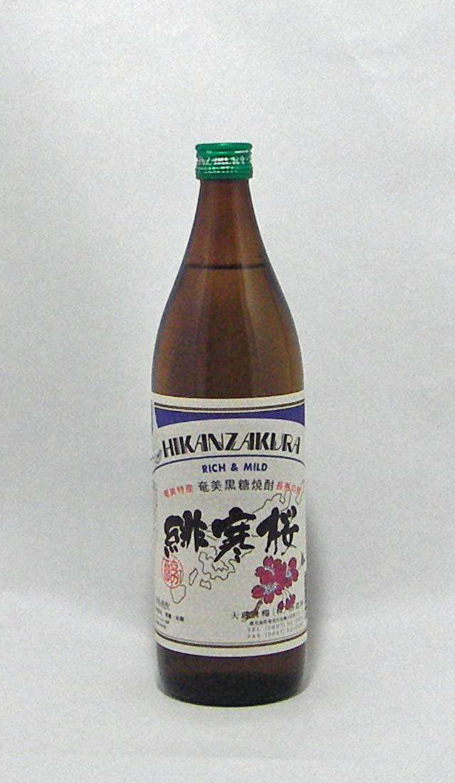 緋寒桜 30度 900ml