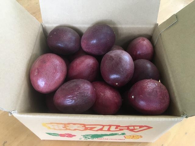 予約受付中!(お届は6月上旬頃より~)パッションフルーツ優品3kg