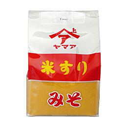 ヤマア 米すりみそ500g(味噌汁用)